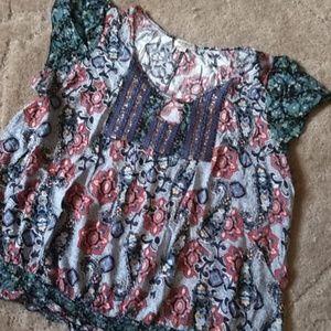 One World blouse